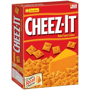 Can dogs eat Cheez-Its?